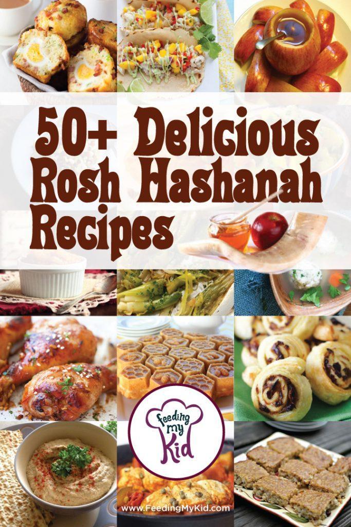 50+ Delicious Rosh Hashanah Recipes | Feeding My Kid