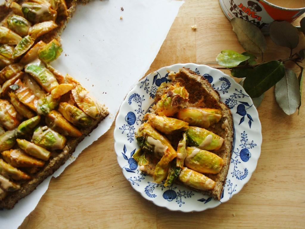 Brussel Sprout Recipes Roasted Spicy