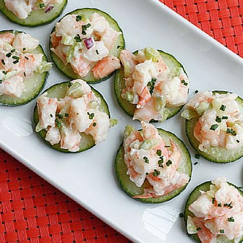 shrimp bites cucumber salad chinese cucumber salad quinoa and cucumber ...