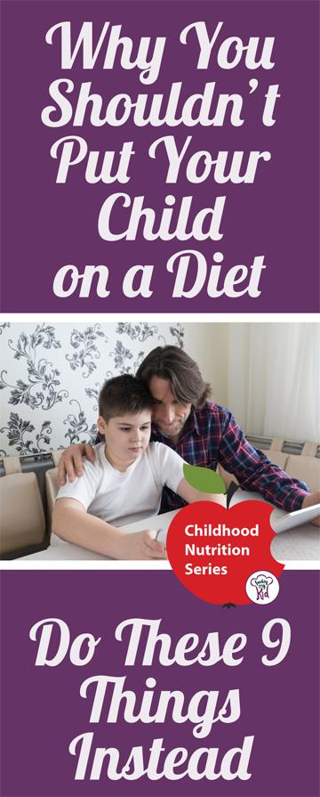 why you shouldn t put on a diet healthy diet for