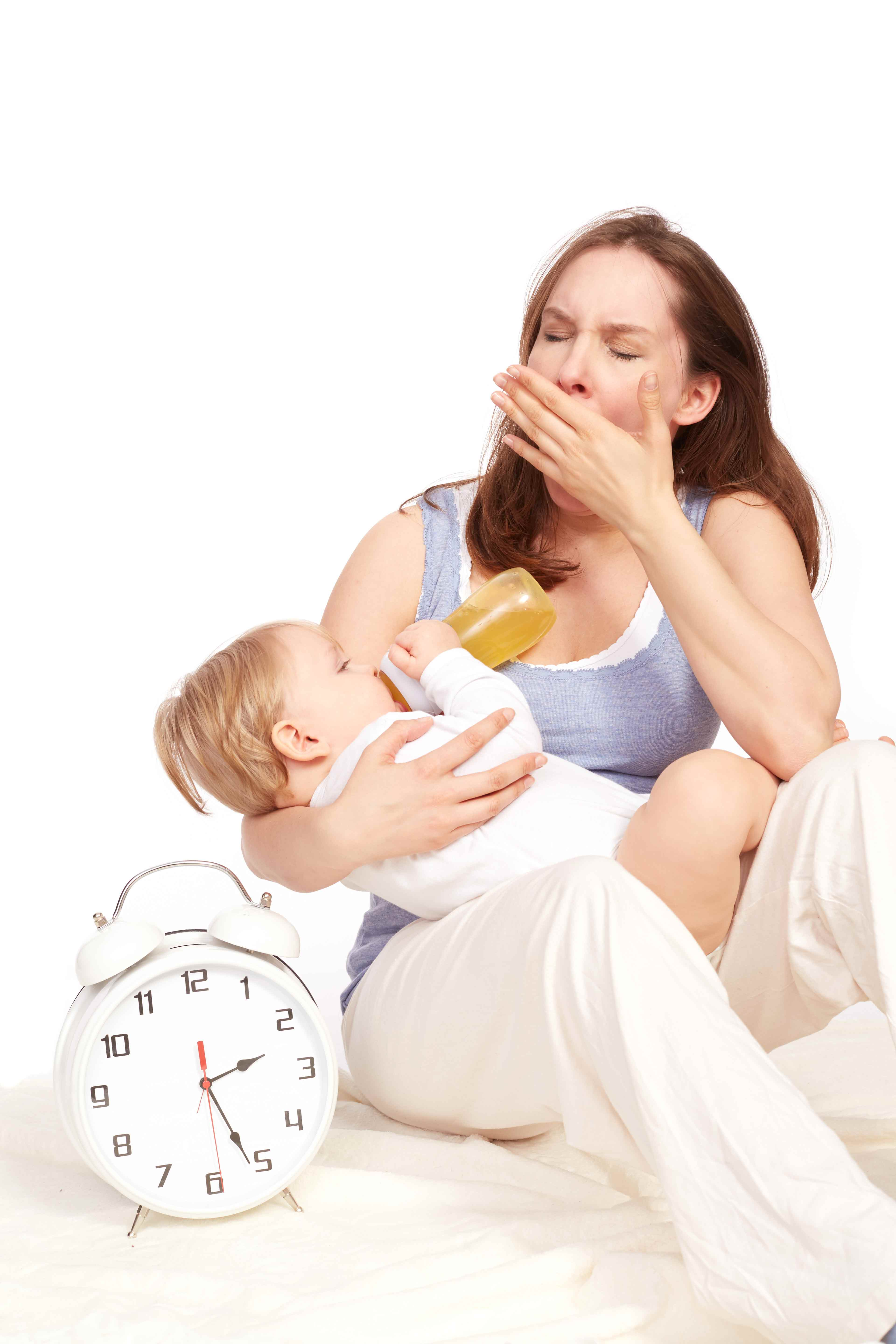 When Do Babies Sleep Through The Night Mom Tips