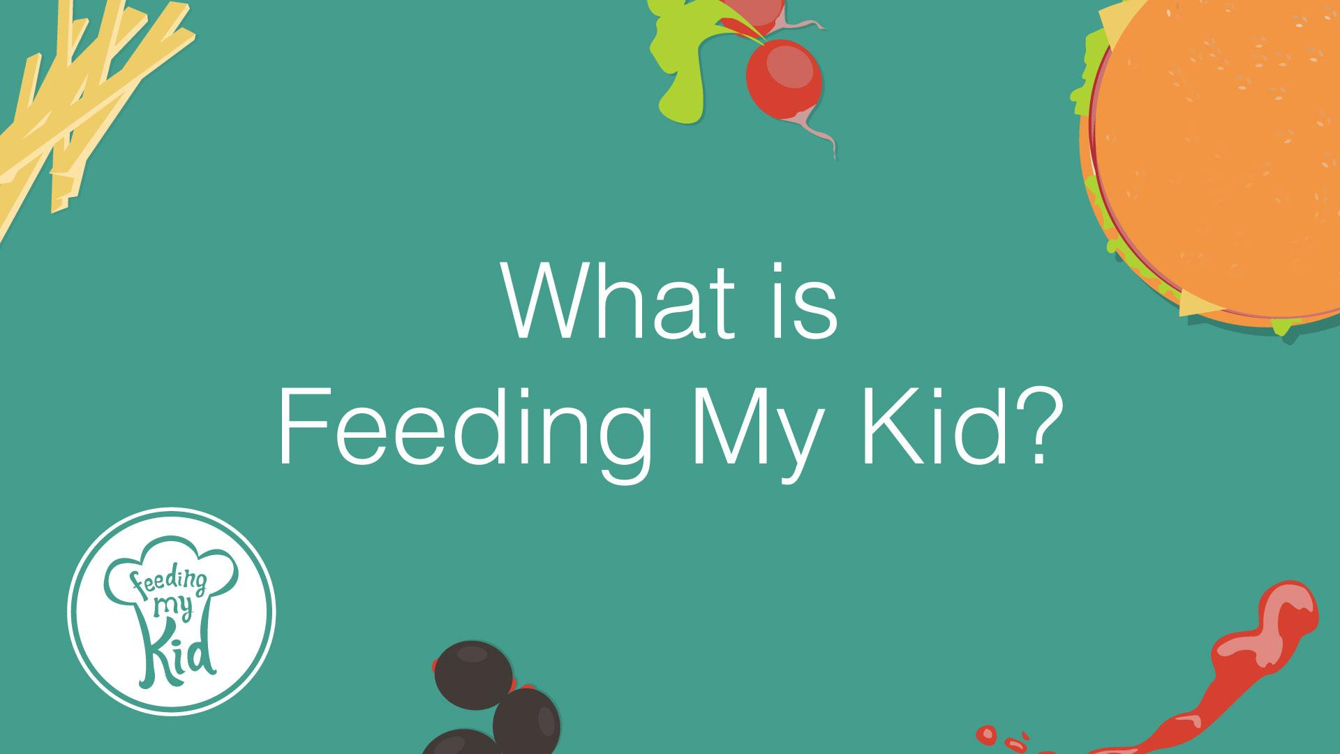 How to Get Involved In Feeding My Kid