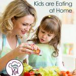 Change How Your Kids eat at home