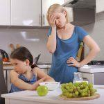 Frustrated-Parent-at-Mealtime