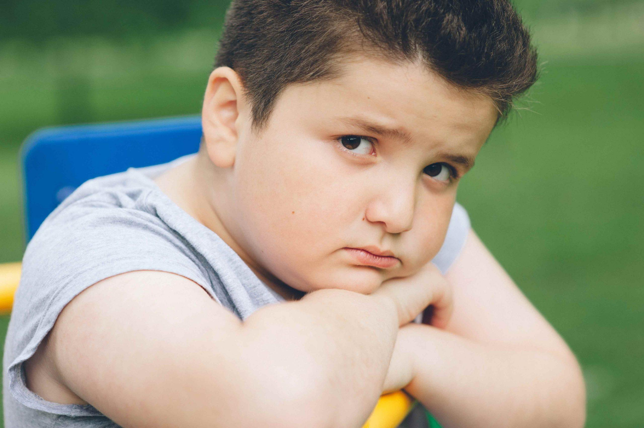 How to Handle Young Kids Who Overeat
