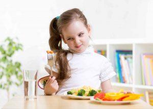 Picky-Eating-Girl-Veggies