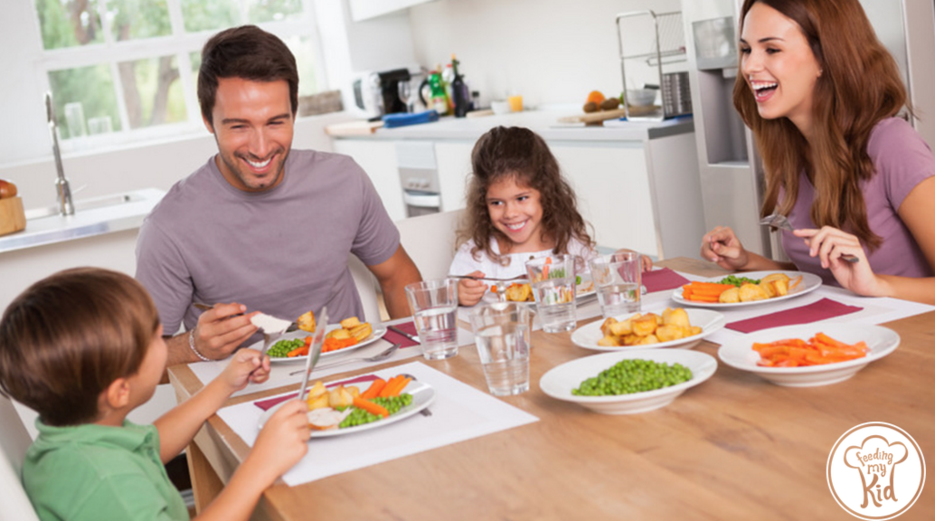 How to Set the Stage for an Enjoyable Meal with Your Child