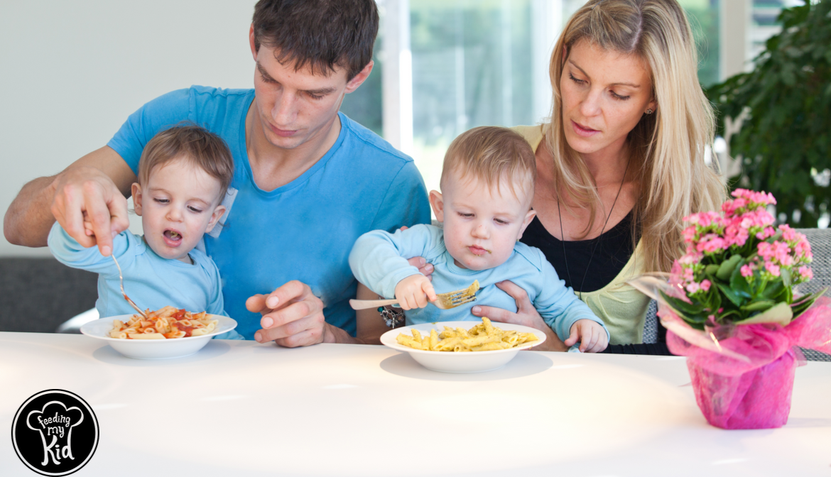 Stop the Insanity! Take the Pressure Out of Mealtimes and Get Your Kid to Eat