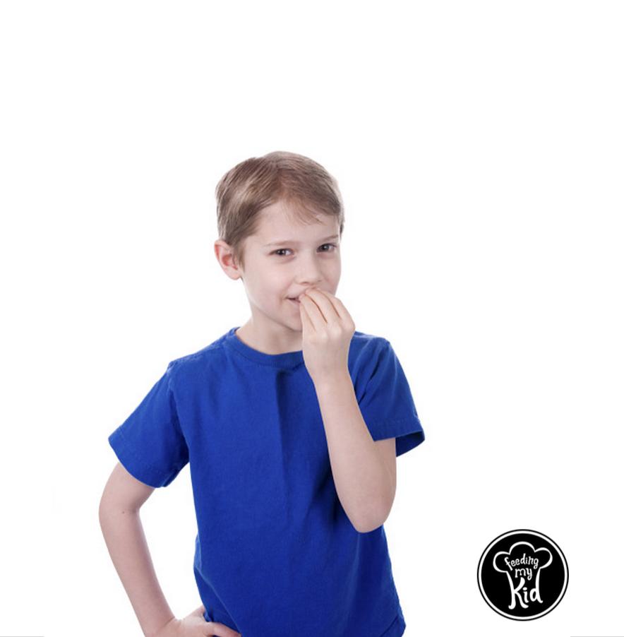 Sign Language Sign to Eat