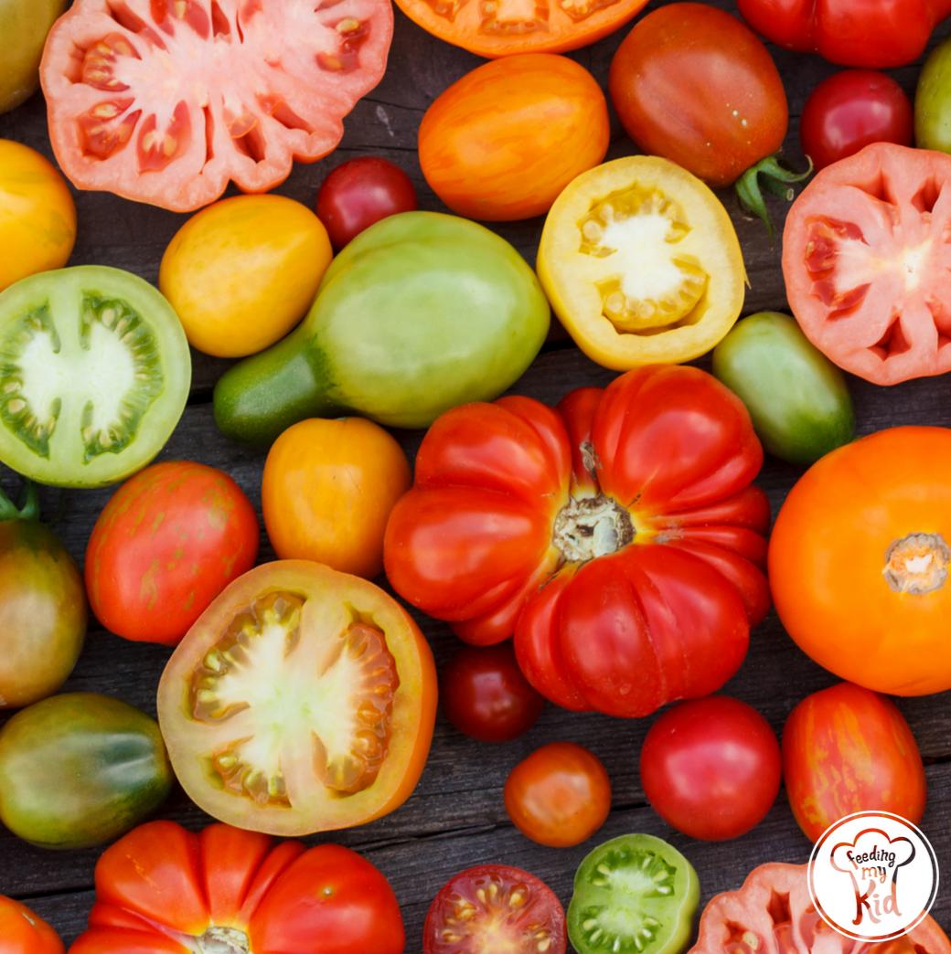 Overcoming Food Texture in Kids