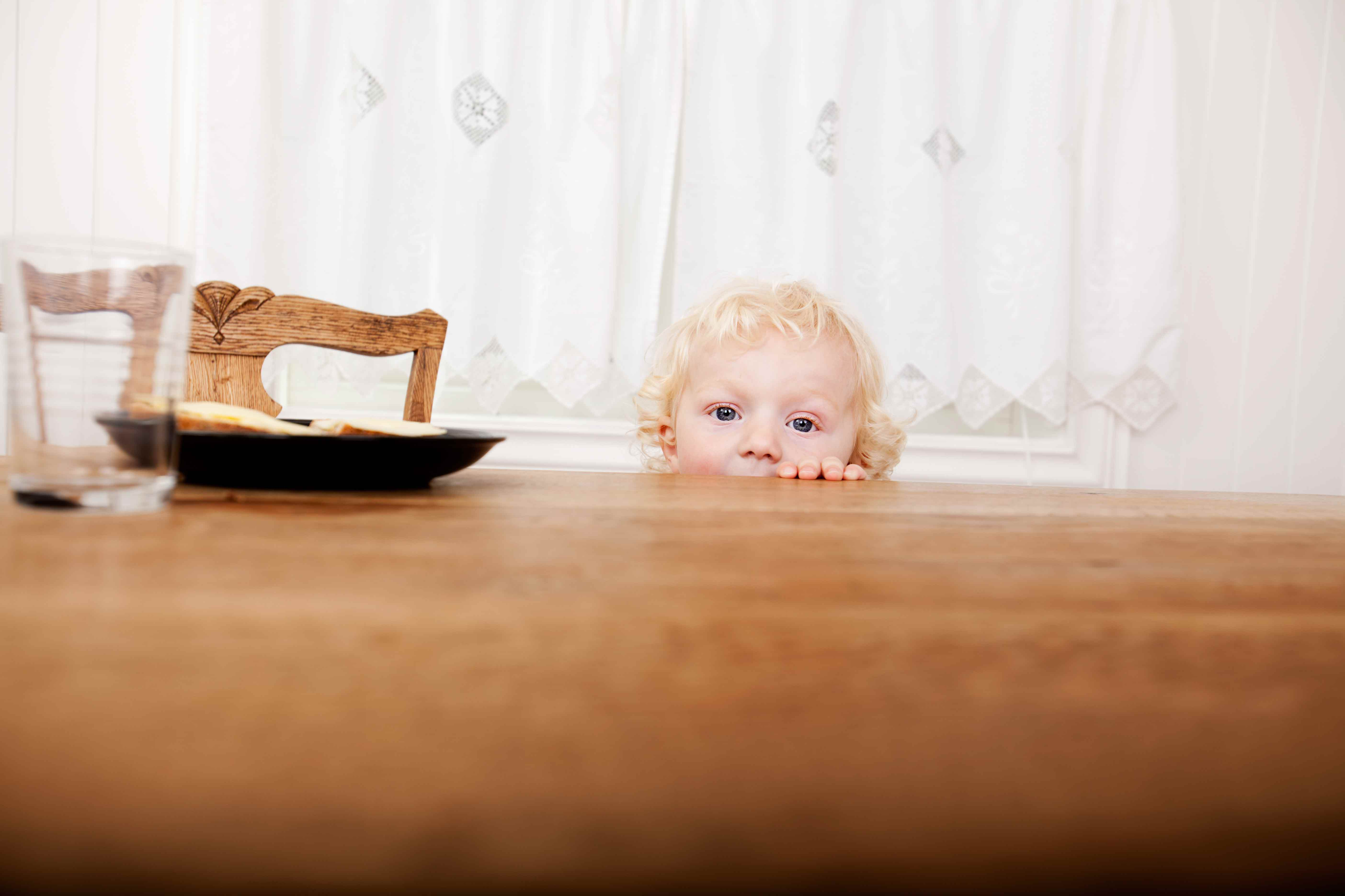 Why It's Important For Your Kid To Get Hungry Before A Meal
