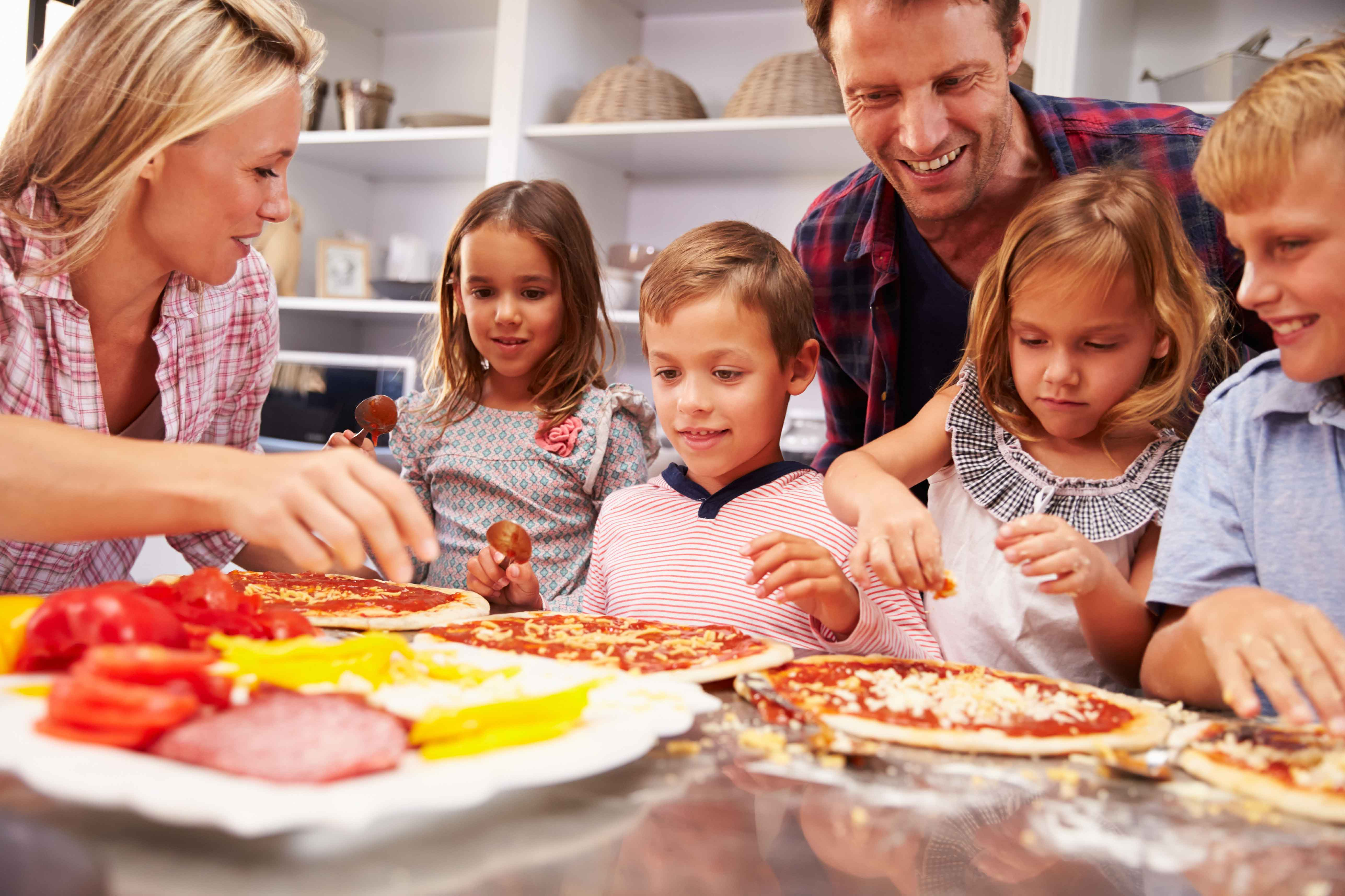 Make Mealtimes Less Stressful At Home By Making it Fun ...