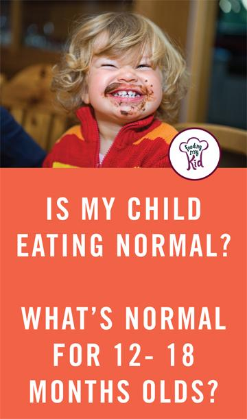Does your little one throw food on the floor or do the dreaded hand shimmy to fling food all over the place?Is your child an under eater?How much should a 12 month old eat? Find out everything you need to know in this article. #undereater #pickyeater #parenting