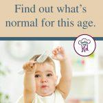 Is My 9-12 Month Old Baby Eating Normal? Find Out What's Normal for This Age.