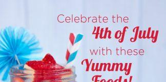 Celebrate the 4th of July with these Yummy Food Ideas