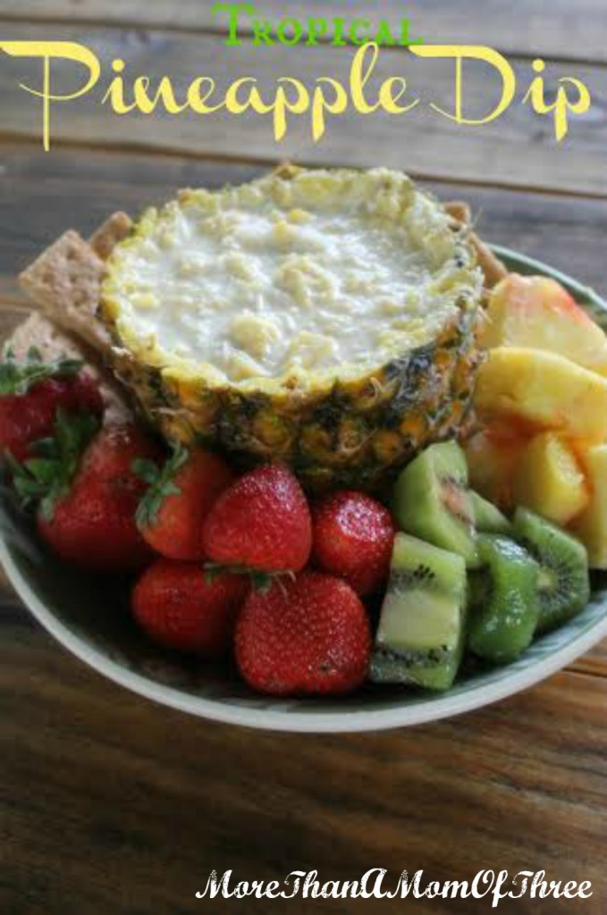 Pineapple Dip recipe