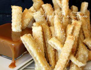 Apple Pie Fries! | Oh Bite It