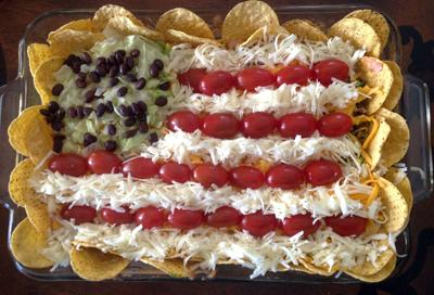 Layer Dip Flag