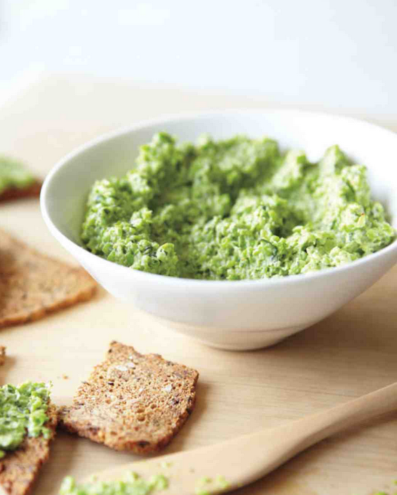Pea Hummus Recipe