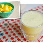 Homemade Pineapple Slurpee