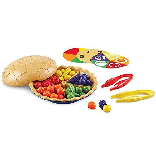 Play Food- New Sprouts Bushel of Fruit