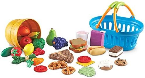 Deluxe Market Food Set - on Amazon for $28.99