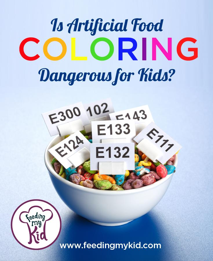Artificial Food Coloring Dangers Artificial Food Coloring Cancer ...