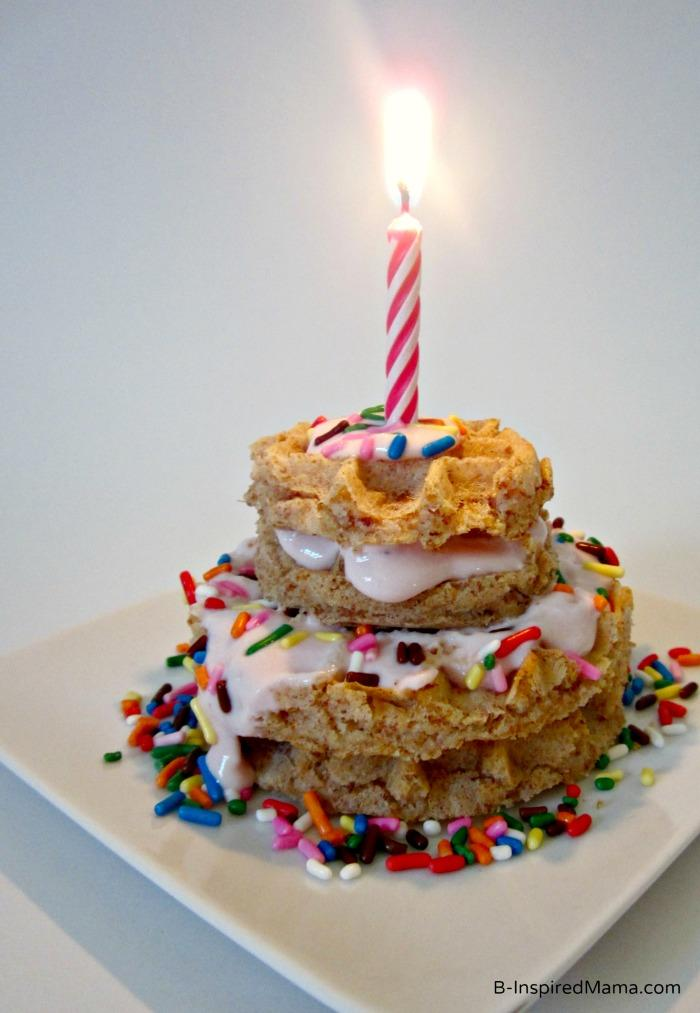 Birthday Breakfast Cake Recipe