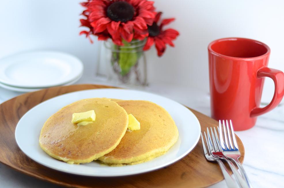 Corn Cakes Pancakes