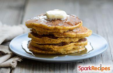 Cottage Cheese Oatmeal Pancakes Recipe