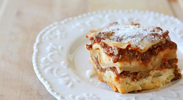 Easy Cock Pot Lasagna Recipe