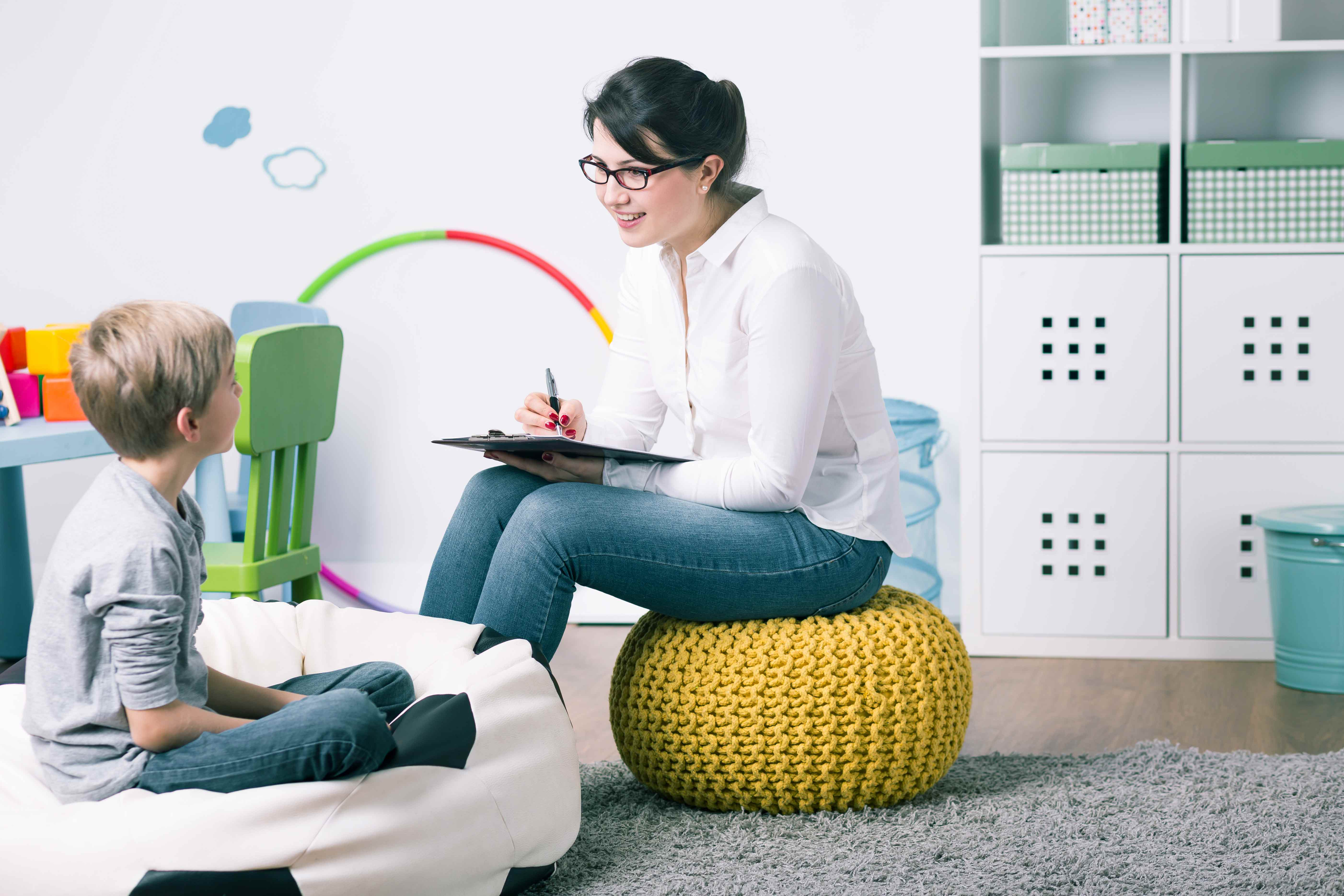 Does Your Child Need Occupational Therapy?