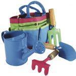 Play Food- Get the Children's Gardening Tool Set