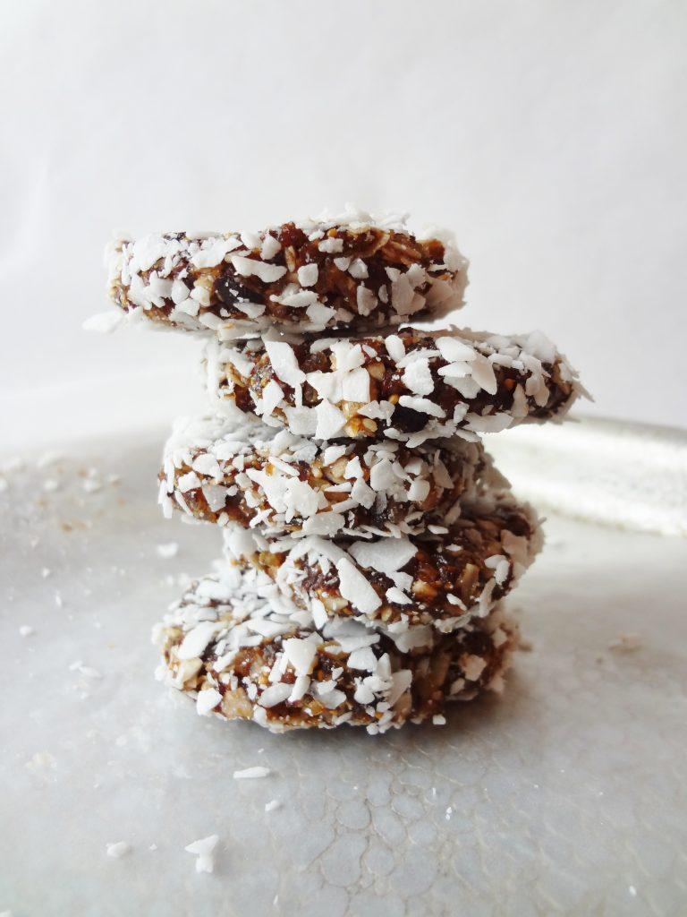 No-Bake Trail Mix Cookies Recipe