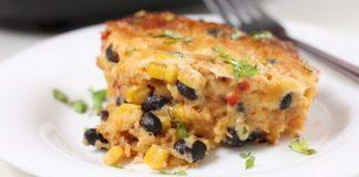 Slow Cooker Mexican Casserole Recipe