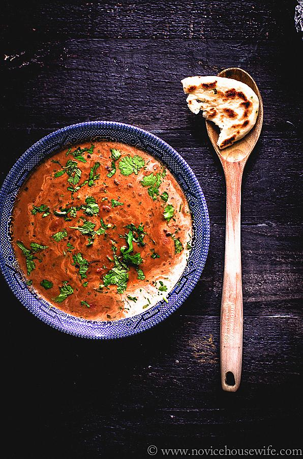 Slow Cooker Dal Makhani Recipe