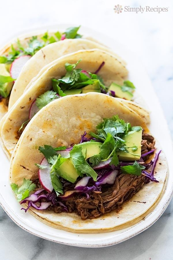 Slow Cooker Mexican Pulled Pork Recipe
