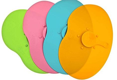 Feeding My Kid's Top Picks: Tommee Tippee Easi Mat. Holds bowls and plates in place to make self feeding a breeze!