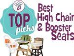 Feeding My Kid's Top Picks; Best High Chair and Booster Seat Recommendations. Let us help you in choosing the best high chair for you and your toddler!