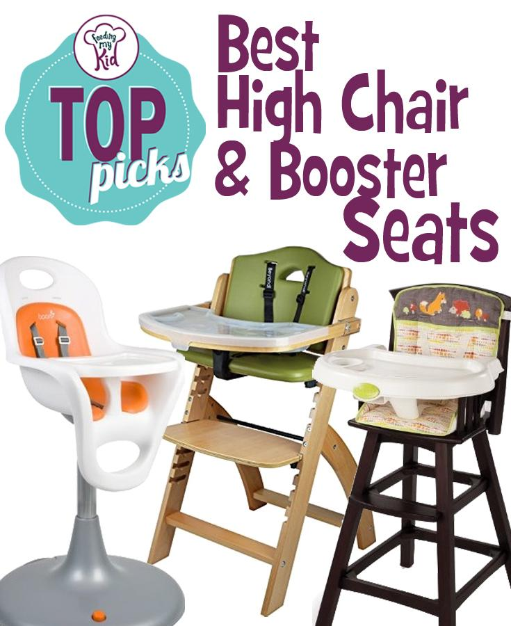 Top Picks: Best High Chair & Booster Seat Recommendations
