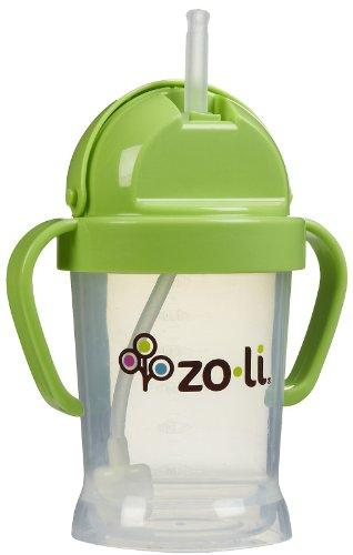 Zo-li Bot Straw Sippy Cup