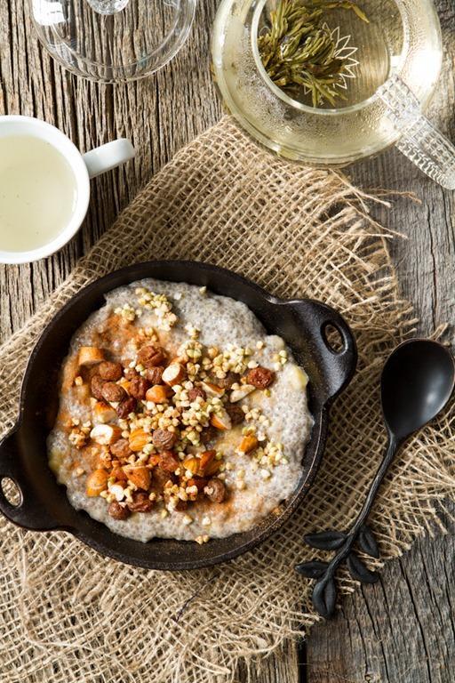 Chia Seed Porridge Recipe