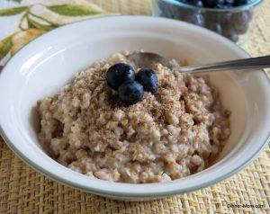 Crockpot Steel Cut Oatmeal Recipe