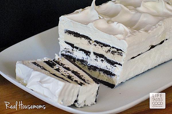 Ice-cream Sandwich Cute Recipe