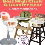 highchair recommendations