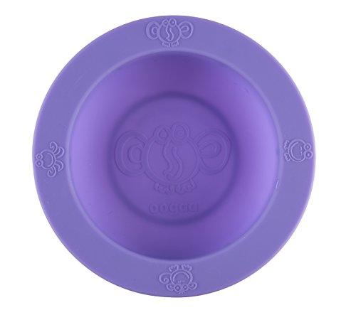 Feeding My Kids Top Picks: Oogaa Silicone Baby Bowl. A microwave and dishwasher safe plastic alternative!