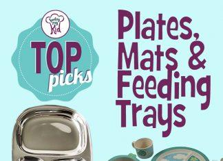 Feeding My Kid's Top Picks: Plates, Mats $ Feeding Trays. Check out our top recommendations!