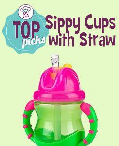 Feeding My Kid's Top Picks: Sippy Cups with Straw. Check out our top sippy cups and let us know which one is your favorite!