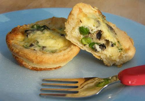 Baby Egg Pies Recipes