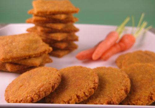 Cheddar Carrot Coins Recipe